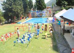 Çocuk Doğum Günü Organizasyonları Survivor Oyun Parkuru Kiralama İzmir Organizasyon