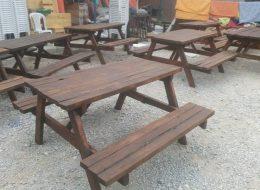 Piknik Masası Kiralama İzmir Organizasyon