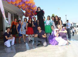 Avm Etkinlikleri Tahta Bacak Gösterisi İzmir