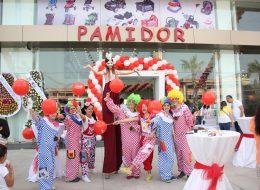 Tahta Bacak Gösterisi Palyaço Servisi İzmir Organizasyon