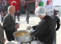 Açılış Organizasyonu Tavuk Pilav İkramları İzmir