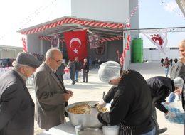 Tavuk Pilav İkramı İzmir Organizasyon