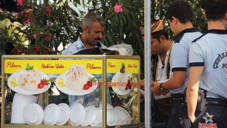 Tavuk Pilav İkramları Servisi İzmir Organizasyon