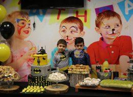 Masa Süsleme ve Renkli Uçan Balon Temini İzmir