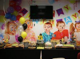 İzmir Temalı Doğum Günü Organizasyonu