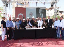 İzmir Temel Atma Töreni Organizasyonu