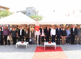 Çadır ve Gölgelik Kiralama İzmir Temel Atma Töreni Organizasyonu