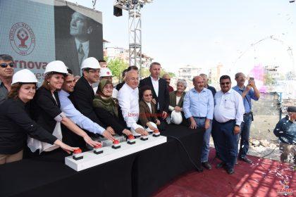Temel Atma Töreni Organizasyonu İzmir Organizasyon