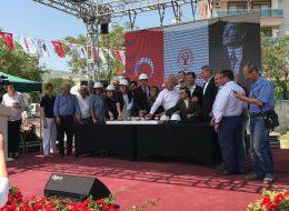 Sahne Önü Çiçek Süsleme İzmir Organizasyon