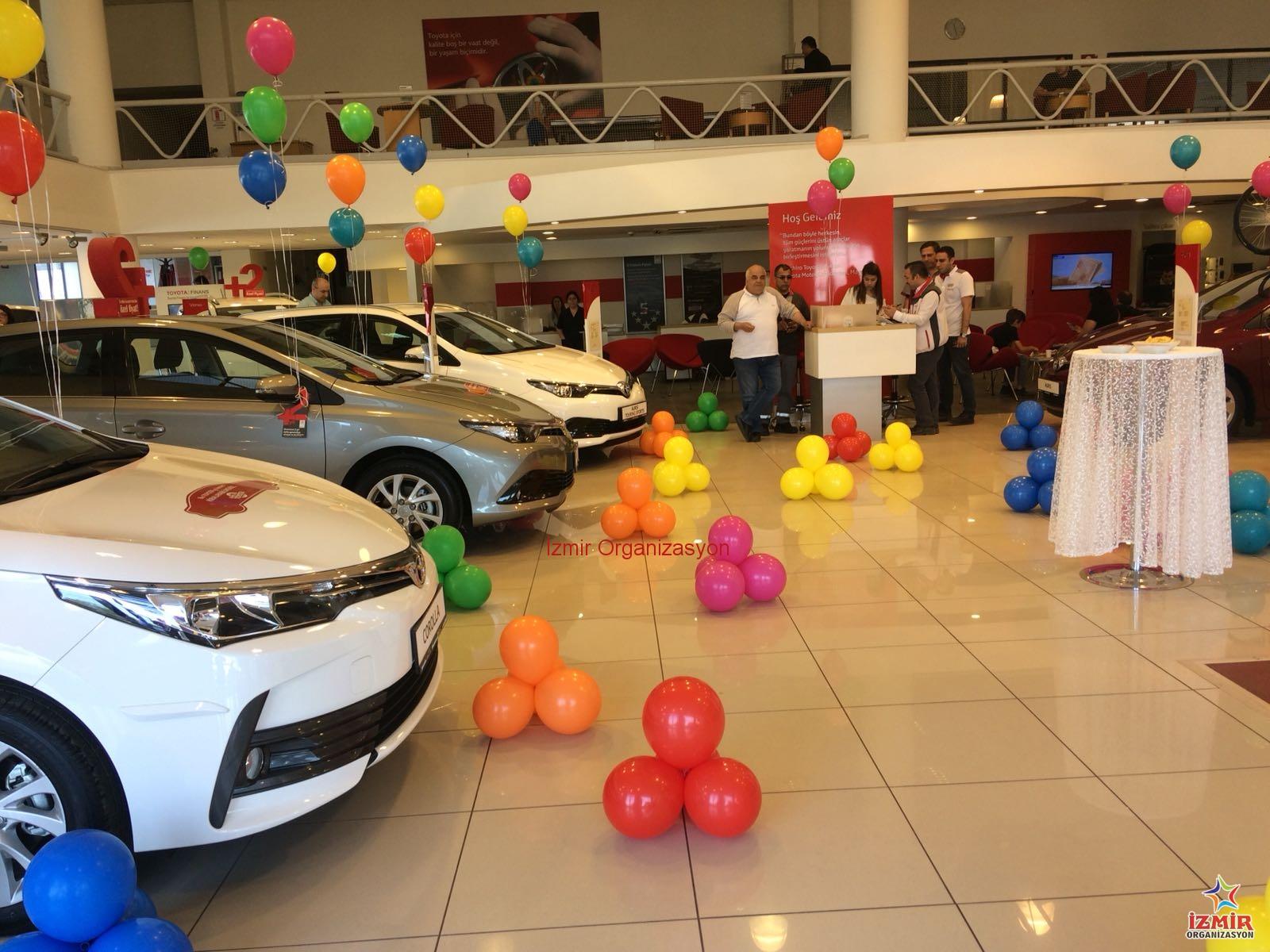 Toyota Borovali 23 Nisan Senlik Organizasyonu Izmir Organizasyon