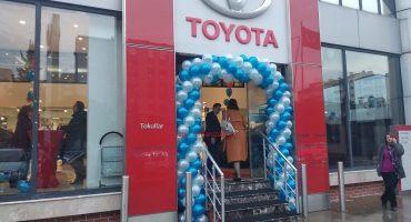 Toyota Tokullar Lansman Organizasyonu