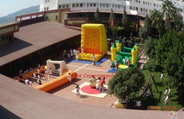 Trabzon şişme oyuncak kiralama