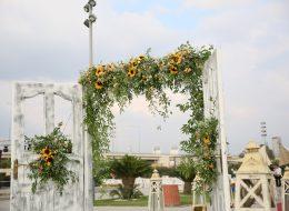 Kapı Takı Çiçek Süslemeleri İzmir