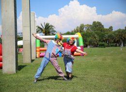 Aile Günü Etkinliği Palyaço Kiralama İzmir