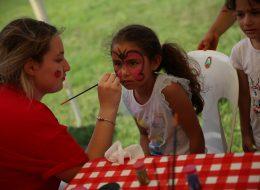 Yüz Boyama Etkinliği ve Kelebek Yüz Boyama İzmir