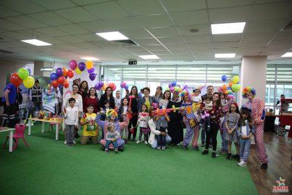 Turkcell Global Çocuk Şenliği Organizasyonu İzmir Organizasyon