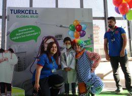 Turkcell Global Şenlik Organizasyonu Palyaço Kiralama