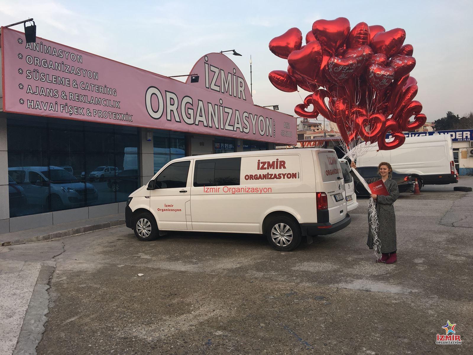 Ucan Balon Ve Balon Servisi Izmir Organizasyon