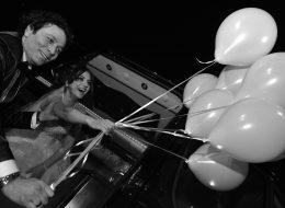 Düğün Organizasyonu Uçan Balon Süslemeleri İzmir