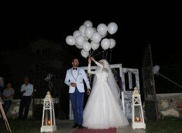 İzmir Uçan Balon Süsleme