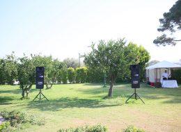 İzmir Piknik Organizasyonu Ses Sistemi Kiralama