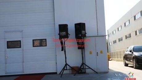 Ufak Ses Sistemi Kiralama İzmir Organizasyon