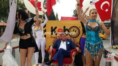 İzmir Ünlü Sanatçı Temini İzmir Organizasyon