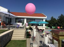 Urla Çocuk Doğum Günü Organizasyonu Balon Süsleme