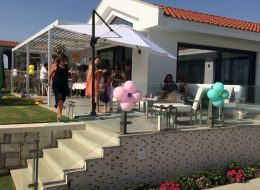 Doğum Günü Organizasyonu Papatya Balon Süsleme İzmir