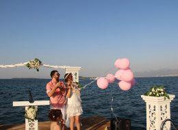 İskelede Düğün Organizasyon