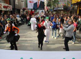 Kortej Ekibi Gösterisi İzmir Organizasyon
