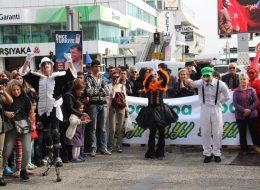 Skyrunner Gösterisi İzmir