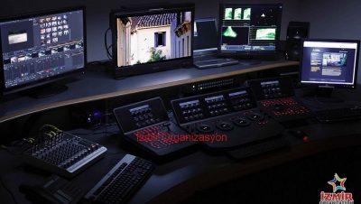 Video Prodüksiyon Kurgu Hizmeti İzmir