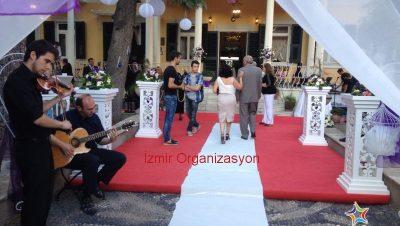 Bornova Villa Levante Düğün Organizasyonu İzmir Organizasyon