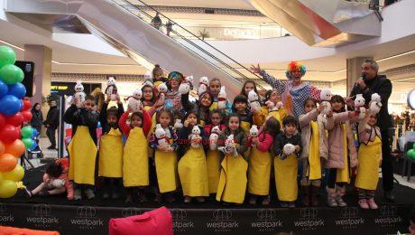 Westpark Avm Çocuk Etkinlikleri Organizasyonu
