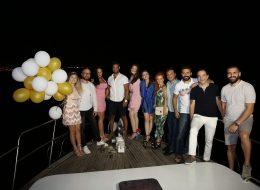 Uçan Balonlar Eşliğinde Evlilik Teklifi Organizasyonu İzmir