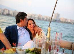 Körfezde Doğum Günü Organizasyonu İzmir