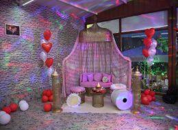 Kına Tahtı Kiralama ve Uçan Balon Süsleme İzmir Kına Organizasyonu