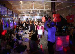Papatya Balon Süsleme Kına Organizasyonu İzmir