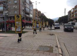 İzmir Yürüyen Reklamlar Kiralama