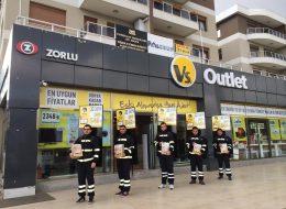 Sandviç Adam ve Yürüyen Reklamlar Kiralama İzmir