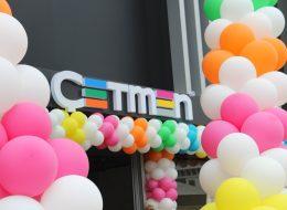 İzmir Renkli Zincir Balon Süslemeleri